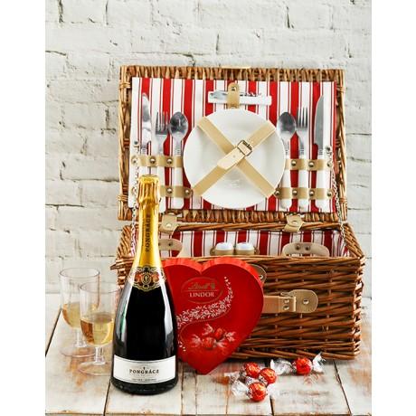 Basket of Love Picnic Hamper