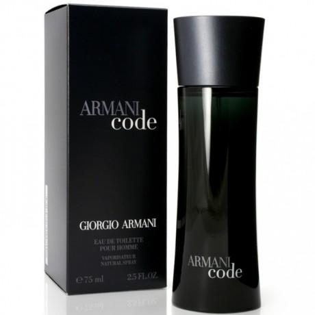 Giorgio Armani Code for Men