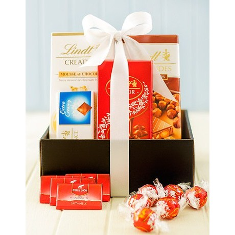 Lindt Chocolate Hamper