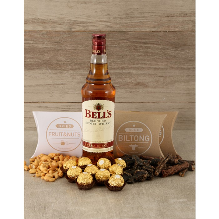 Whiskey Nuts Biltong Amp Chocolate Hamper For Whom The