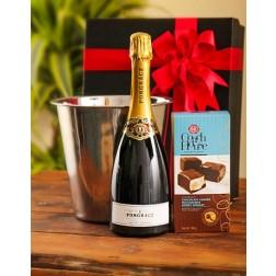 Celebratory Champagne Gift