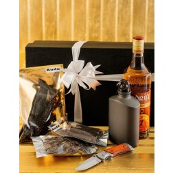 Klipdrift and Biltong Hamper