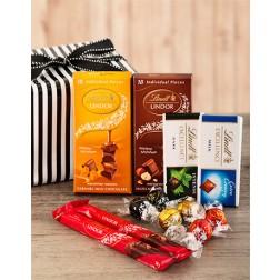 Valentine's Lindt Chocolate Indulgence