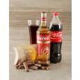 Klipdrift Brandy, Coke & Biltong Hamper