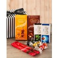Valentines Lindt Chocolate Hamper