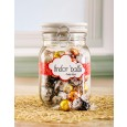 Lindt Chocolate Ball Candy Jar