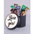 Valentines Nestle Hat box