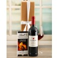 Red Wine & Lindt