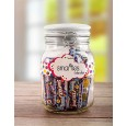 Smarties Candy Jar