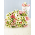 Bouquet of Pastel Flowers