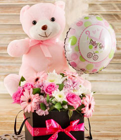 Same Day Baby Flower Delivery South Africa