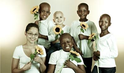 The Sunflower Fund Children