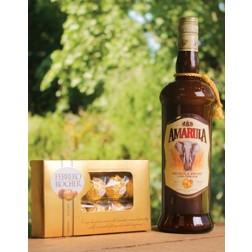 Amarula and Chocs