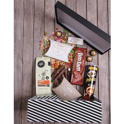 Coffee & Snack Gift Box