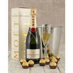 Moët & Chocolate Surprise