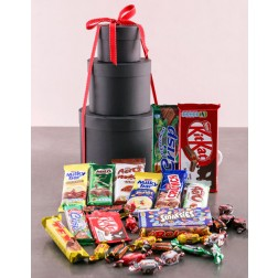 Nestle Hat Box Tower