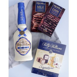 Sally Williams Nougat & Cream Liqueur Gift Hamper