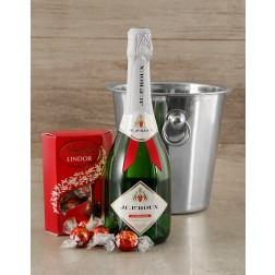 Valentines JC le Roux, Ice Bucket and Lindt