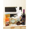 Nut & Wine Hamper