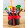 Hat box of Nestle Chocolates