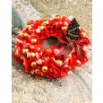 Edible Lindt Chocolate Christmas Wreath