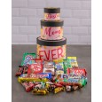 Mothers Day Nestle Hatbox Tower