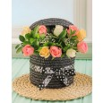 Pastel Rose Hat Box