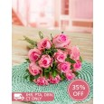 Pink Rose Bouquet Special