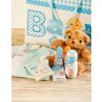 Poogy Bear Baby Boy & Cussons Hamper