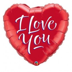 I Love You Balloon  (JHB, PTA, CPT, DBN ONLY)