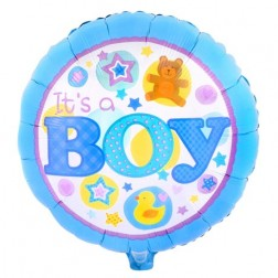 It's a Boy Balloon  (JHB, PTA, CPT, DBN ONLY)